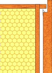 Smith hive detail