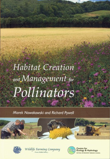Habitat Creation and Management for Pollinators